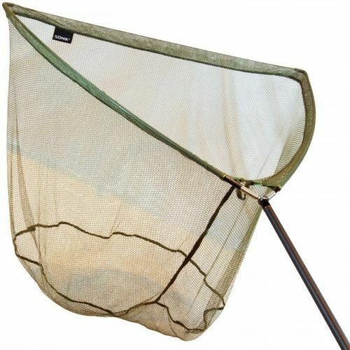Sonik Dominator X 42  Landing Net 2 Piece 8ft Handle SVXLN2 Fishing