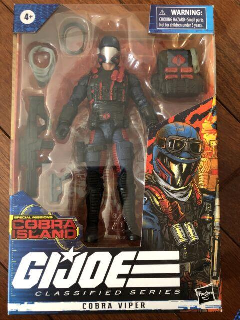 GI Joe Classified Series Trooper Cobra Island Viper Target #22 Brand new, sealed