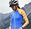 Women-Long-Sleeve-Cycling-Jersey-Clothing-Pro-Team-Mountain-Road-Triathlon-Bic thumbnail 2