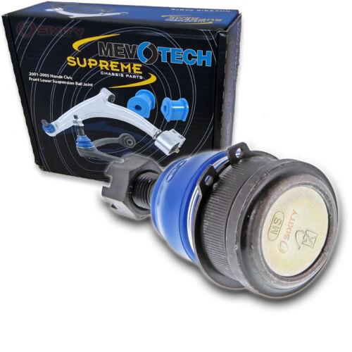 Mevotech Front Lower Suspension Ball Joint for 2001-2005 Honda Civic 1.3L ek