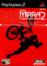 ★★ Jeu PS2: Dave Mirra Freestyle BMX 2 ★★