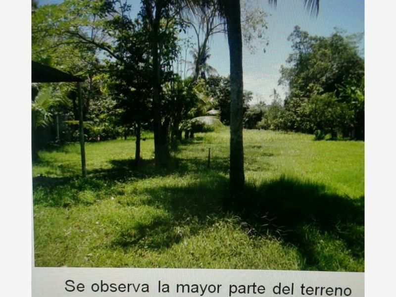 Terreno en Venta en CARRETERA VHSA.-FRONTERA