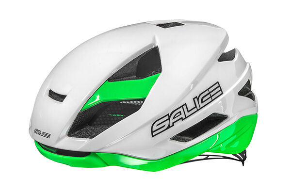 Casque De VÉLO WILLOW LEVANTE white-green vélo CHELMET Willow levante white-green