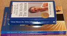 Lot 3 Patrick Morely Man in the Mirror Seven Seasons of a Man's Life Paperback