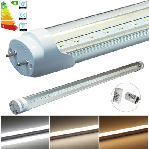 24W T8 G13 LED Röhre 60-150cm Röhren Tube Leuchtstoffröhre Lampe Leuchte 11W