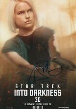 "Alice Eve ""Star Trek"" Autogramm signed 20x30 cm Bild"