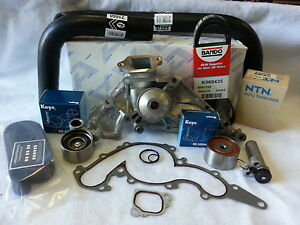 Details about AISIN TOYOTA TUNDRA 4 7L V8 COMPLETE TIMING BELT WATER PUMP  KIT & TUNE UP KIT