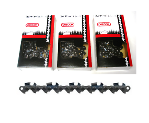 OREGON® Full Chisel Chain 3/8 Pitch .063 Gauge 91 Drive Links   75LGX091G Yard, Garden & Outdoor Living