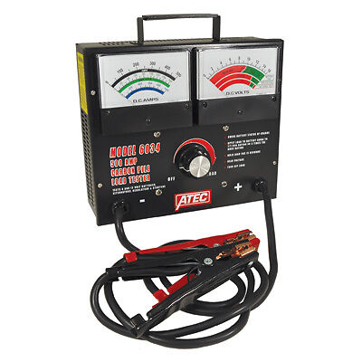 Associated 6034 Battery Load Tester, Carbon Pile, 0-16 Volts Dc, 0-500 Amps