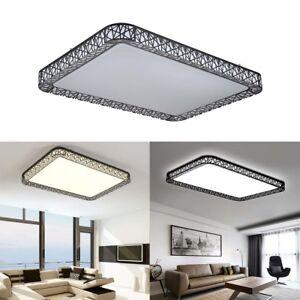 Details zu 12W-108W LED Deckenleuchte Deckenlampe Dimmbar Wohnzimmer Lampe  Schlafzimmer