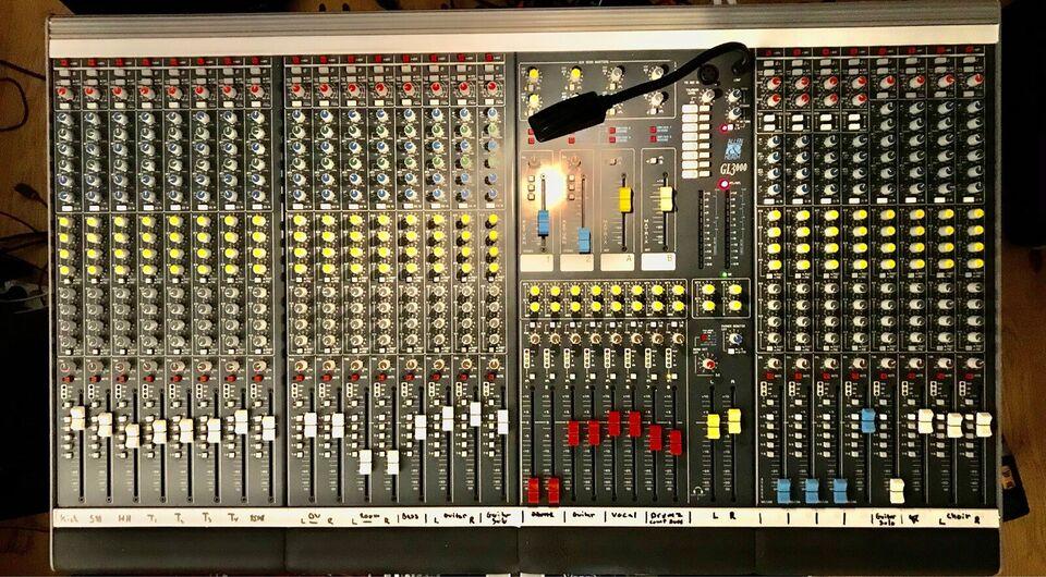 Mixer, Allen & Heath GL3000