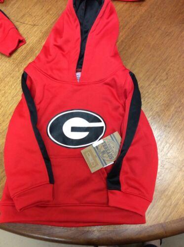 Georgia Bulldogs Childrens Hoodie Sweatshirt Size 2T Target New