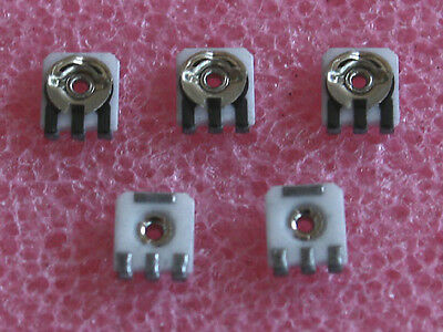 5x SMD Cermet  Trimmpotentiometer 10k 12-Umdrehungen Bourns