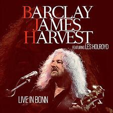 CD Barclay James Harvest feat Les Holroyd Live In Bonn