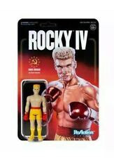 Rocky IV Complete Set ReAction Figures by Super7 5