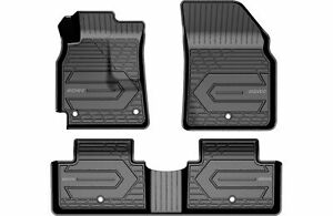 Advent ADVYTJCWN1 Black Floor Liners Fits Select Chevys 2019-2020