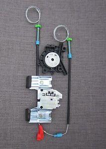 2007 VOLKSWAGEN JETTA 3 NSF WINDOW REPAIR SET CABLE/&CLIPS FRONT LEFT PASSENGER