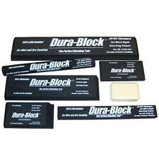 Dura-Block 7-Piece Sanding Block Kit - AF44L