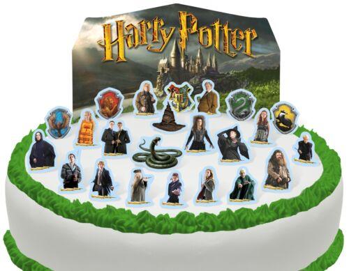 Cakeshop Essbare Harry Potter Szene Kuchen Dekoration