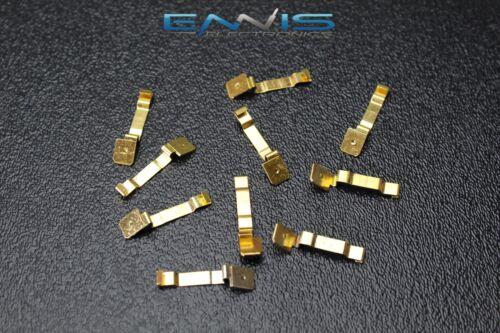 10 PCS ATC FUSE TAP 24K GOLD PLATED ADD A CIRCUIT ATO HOLDER FAST SHIP FTATC