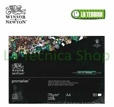 WINSOR & NEWTON PROMARKER superior bleedproof marker paper A4 PANTONE LETRASET