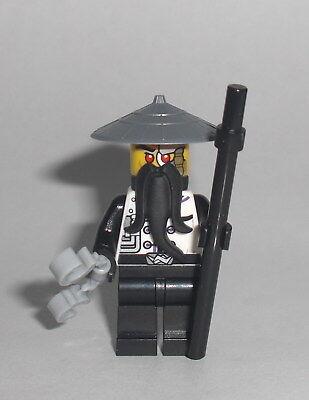 Samurai Figur Minifig Sensei Master Robo-Drache 70725 LEGO Ninjago Evil Wu
