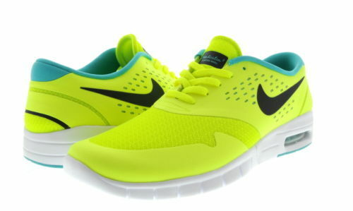 Men's Nike Eric Koston 2 Max Volt Black Cactus 631047 703