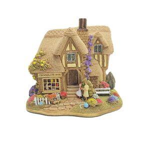 Lilliput-Lane-The-Chocolate-Box-L2585-with-original-box-and-deeds