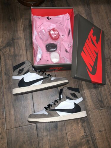 Air Jordan 1 High OG TS SP Travis Scott 10 Nike Ca