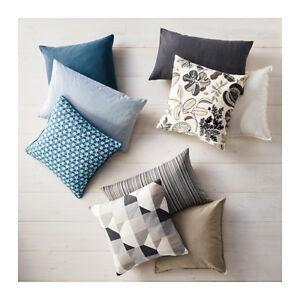 Ikea Cuscini Divano.Dettagli Su Ikea Sanela Fodera Per Cuscino 65x65 Cm