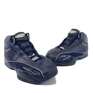 '06 Nike Air Jordan Team Concept Low Mens Sz 9 Black Rare Sample Basketball Shoe