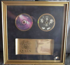 """QUEEN """"The Ultimate Collection"""" Rare 20CD Box Set Display"""