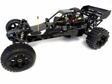 Rovan 36cc Gas, Petrol Buggy 1/5 Scale Ready to Run KM HPI Baja 5B Compatible