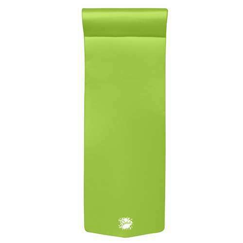 TRC Recreation Splash 70  Foam Raft Lounger Pool Float, Float, Float, Kool Lime Green (Used) 29df17