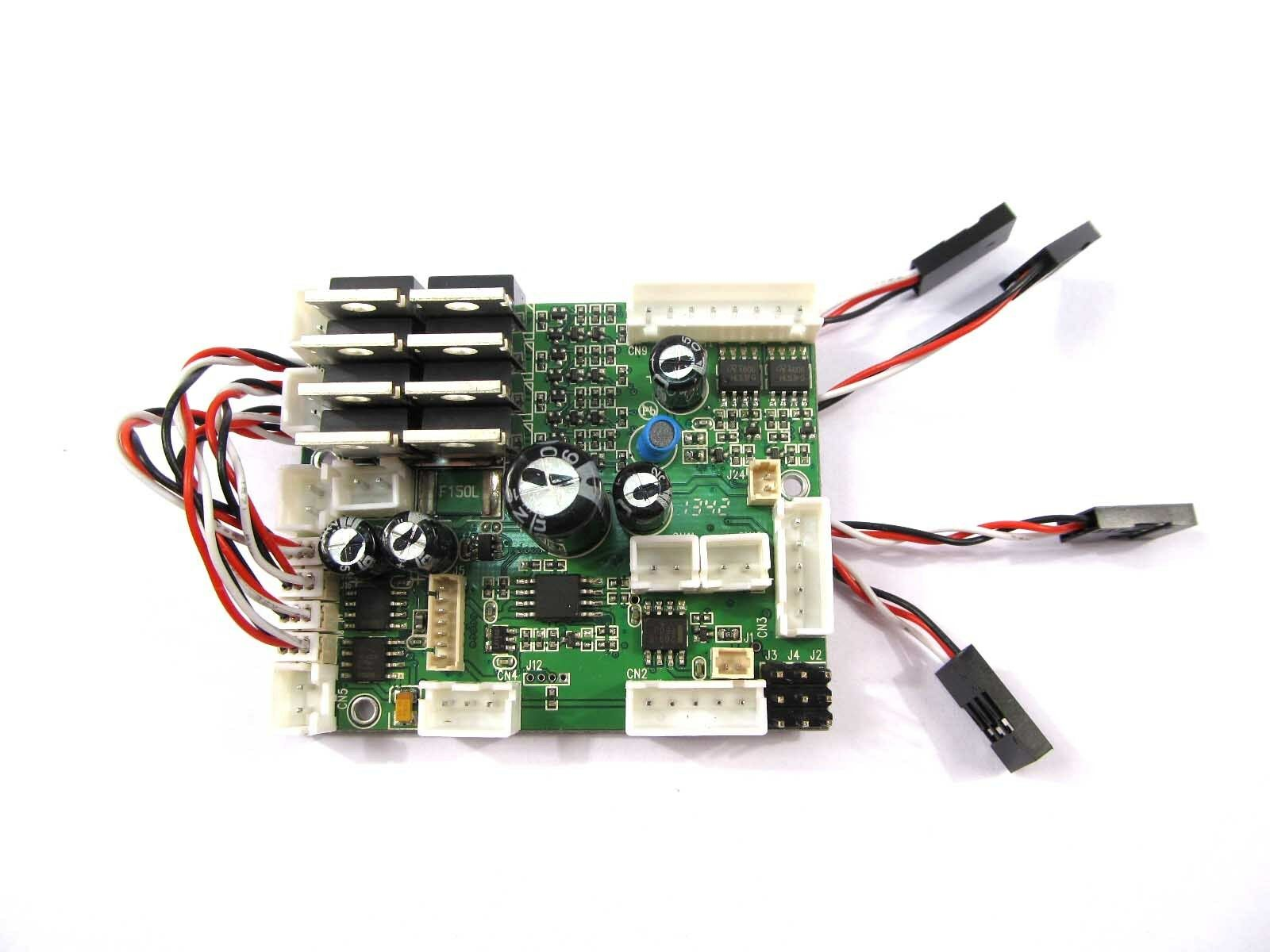 Mato Multi-Function Unit Mother Board TK22 for RC Tank Tiger1 BB Infrared MF3002