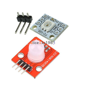 10MM RGB Full-Color LED Module Light Emitting Diode for Arduino 5V part