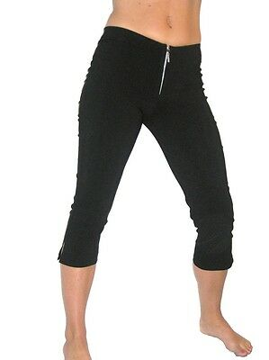 towie cropped trousers skinny black 6-18 1236 NEW