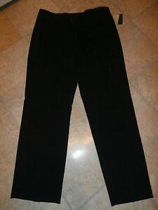 doublure Pantalon nwt 16 sans noir Claiborne stretch Liz Stretch Audra q1HxXX8E