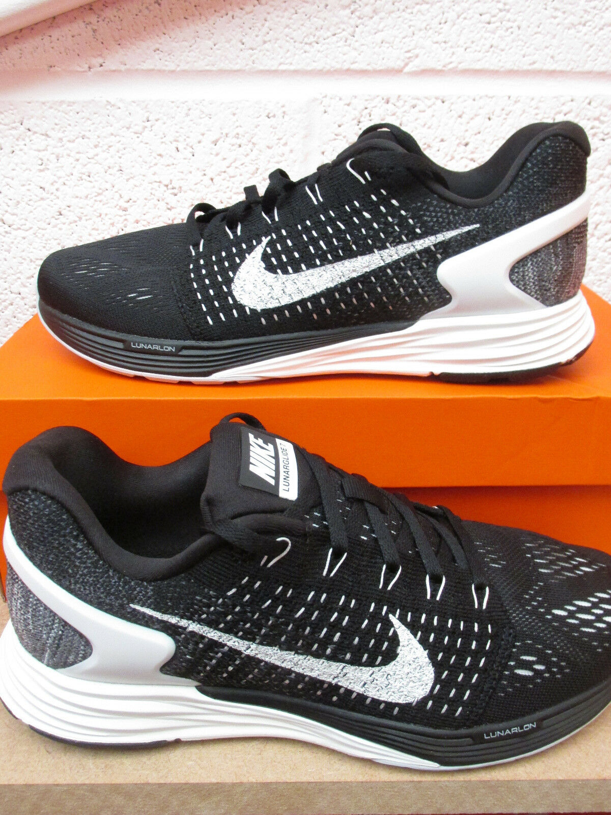 nike lunarglide 7  Femme  running trainers 747356 001 sneakers  chaussures