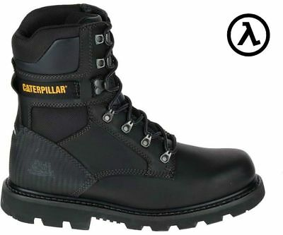 CAT ALASKA 2.0 STEEL TOE WORK BOOTS / BLACK - P90869 * ALL SIZES - NEW