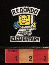 REDONDO ELEMENTARY Homestead Florida ~Miami-Dade School Patch Computer Logo 67A1