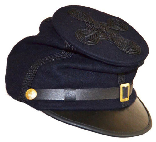American Civil War Gettysburg Union Generals Forage Cap Large 58//59cms