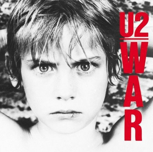 1 of 1 - U2 - War [New CD] Rmst