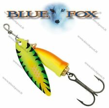 Different colors Blue Fox Rapala Deep Super Vibrax Spinner Fishing hard lure