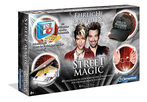 Clementoni 59049.0 - Street Magic  | Exzellente Verarbeitung