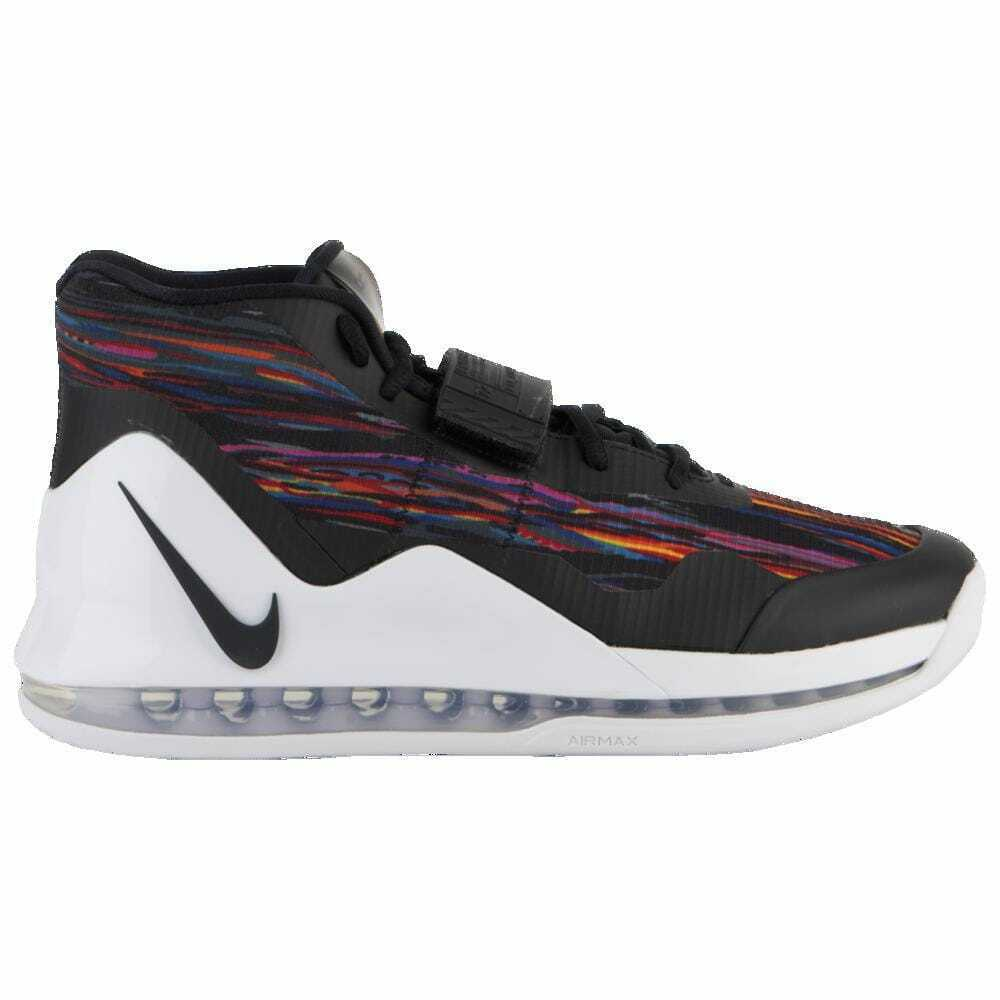 Nike Air Force Max White Black Multi Men's 0974100
