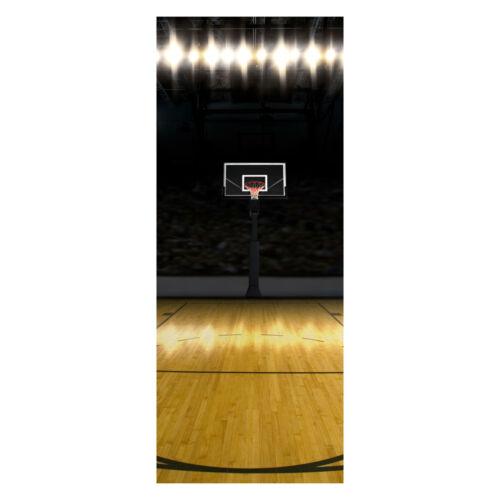 Türtapete Basket place Papier Peint türbild la fresque m0929 porte-Autocollants