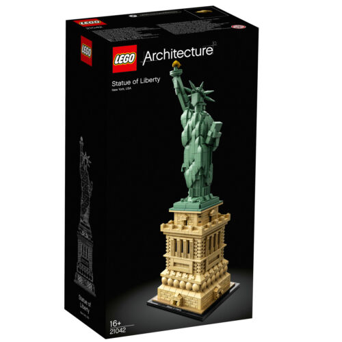 21042 LEGO Architecture Statue Of Liberty 1685 Pieces Age 16+