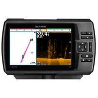 Garmin Striker 7cv Fishfinder Gps Chirp Clearvü Transducer Mount 010-01808-00
