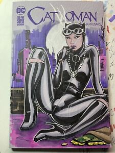 catwoman-80th-anniversary-Original-Sketch-Cover-Variant